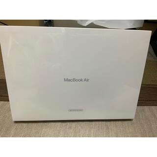 Apple - 新品 Mac book air M1       16GB 512GB シルバー