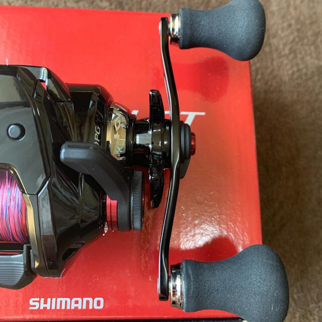 SHIMANO(シマノ)のシマノ19炎月(エンゲツ)CT 150PG (右ハンドル) スポーツ/アウトドアのフィッシング(リール)の商品写真