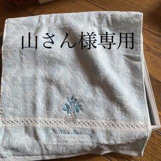 ニナリッチ(NINA RICCI)のニナリッチのバスタオル&フェイスタオル(タオル/バス用品)