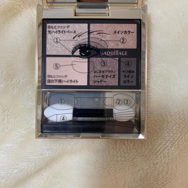 MAQuillAGE(マキアージュ)のマキアージュ アイシャドウ BR722 コスメ/美容のベースメイク/化粧品(アイシャドウ)の商品写真