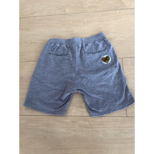 HOLLYWOOD RANCH MARKET(ハリウッドランチマーケット)のfree cityハーフパンツ&パーカー キムタク  スゥエット サイズ1  メンズのパンツ(ショートパンツ)の商品写真