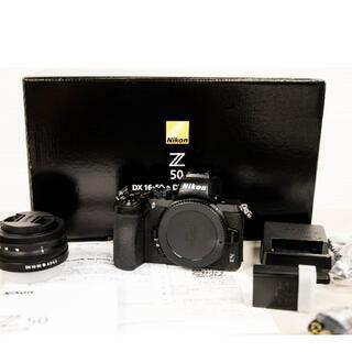 Nikon - Nikon Z50 レンズキット 16-50mm