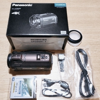 Panasonic - Panasonic HC-VX980 4k You Tuberにも