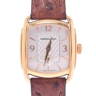 ハミルトン(Hamilton)のハミルトン  アメリカンクラシック バグリー 腕時計(腕時計)