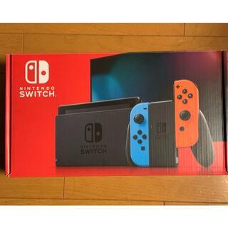 Nintendo Switch - Nintendo Switch 本体 ネオン 中古