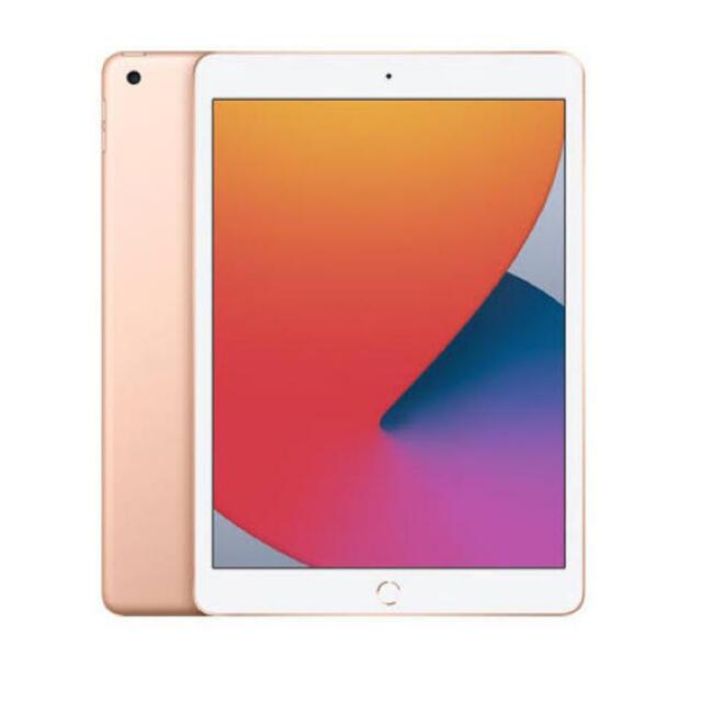 iPad(アイパッド)の未使用 iPad 第8世代 32GB wifi  ゴールド スマホ/家電/カメラのPC/タブレット(タブレット)の商品写真