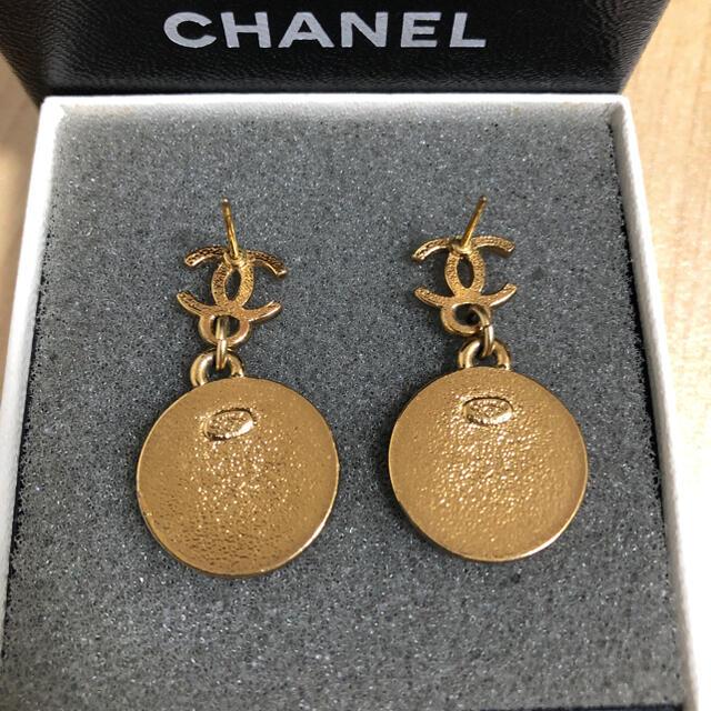 CHANEL(シャネル)のCHANEL シャネル ピアス ココマーク スター 星 ゴールド ブラック レディースのアクセサリー(ピアス)の商品写真