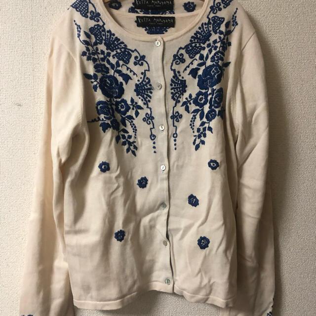 KEITA MARUYAMA TOKYO PARIS(ケイタマルヤマ)のケイタマルヤマ  美品 アンサンブル ツイン ニット レディースのトップス(ニット/セーター)の商品写真