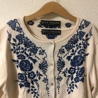 KEITA MARUYAMA TOKYO PARIS - ケイタマルヤマ  美品 アンサンブル ツイン ニット