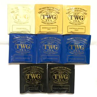 TWG 6種類 (茶)
