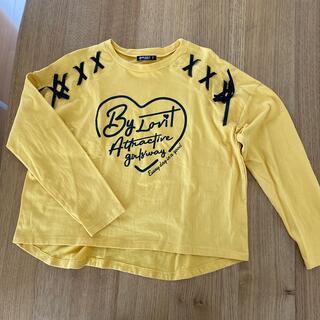 ナルミヤ インターナショナル(NARUMIYA INTERNATIONAL)のBY LOVEIT 長袖カットソー Tシャツ 150(Tシャツ/カットソー)