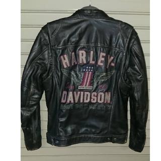 ハーレーダビッドソン(Harley Davidson)のハーレーダビッドソン ジャケット 革ジャン(ライダースジャケット)