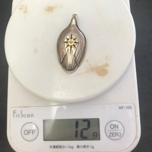 goro's(ゴローズ)のゴローズ スプーン 本物12g メンズのアクセサリー(ネックレス)の商品写真