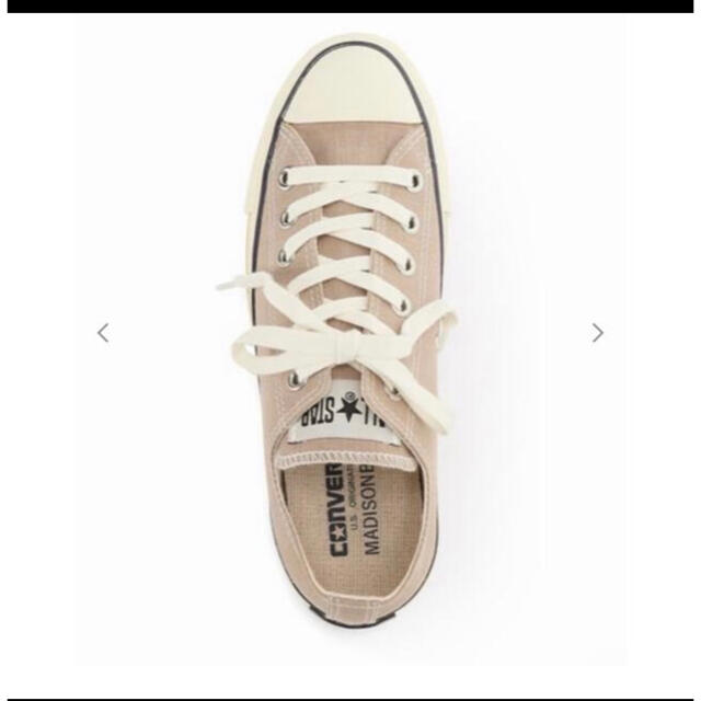 IENA(イエナ)の新品未使用 IENA  コンバース 23センチ レディースの靴/シューズ(スニーカー)の商品写真