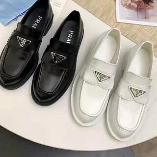 PRADA - PRADA マドレーヌ靴