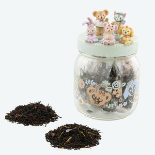 ダッフィー - ダッフィー  フレンズ スプリングインブルーム 紅茶