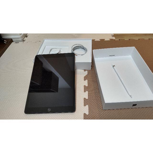 iPad(アイパッド)のApple iPad 10.2インチ Wi-Fiモデル 32GB MW742J/ スマホ/家電/カメラのPC/タブレット(タブレット)の商品写真