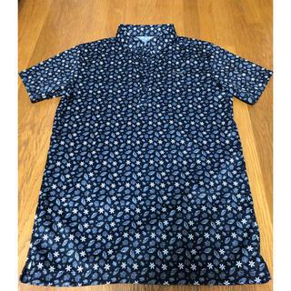 PUMA - PUMAゴルフ用ポロシャツ ボタンダウン Mサイズ