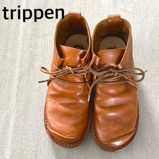 trippen - trippen space トリッペン スペース サイズ36