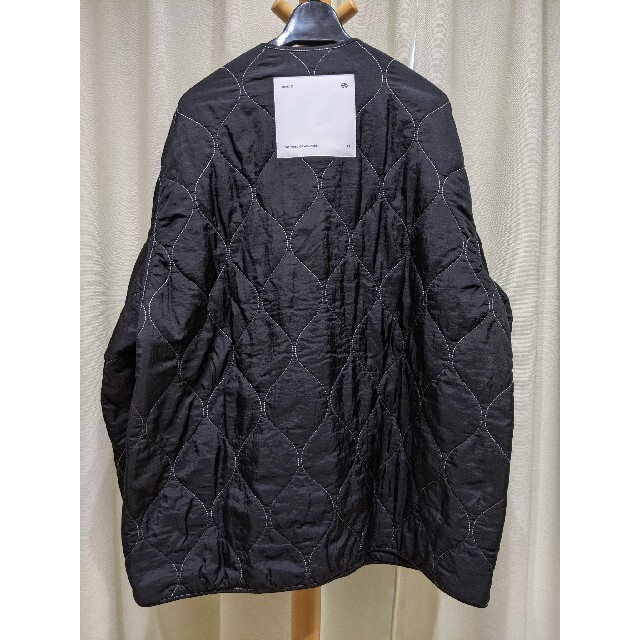 新品タグ付 21SSoamc combat linerblackSサイズ メンズのジャケット/アウター(ミリタリージャケット)の商品写真