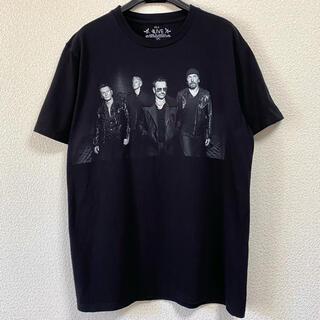 アンビル(Anvil)の【U2】【バンT】イノセンスエクスペリエンスツアー コンサートT ロックバンド(Tシャツ/カットソー(半袖/袖なし))