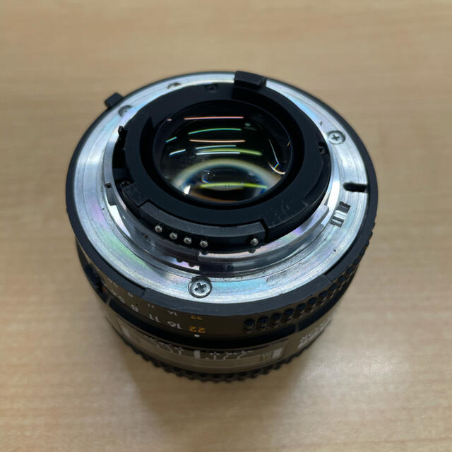 Nikon(ニコン)のNIKON AF NIKKOR 35mm 1.:2 D スマホ/家電/カメラのカメラ(レンズ(単焦点))の商品写真