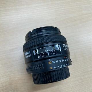 Nikon - NIKON AF NIKKOR 35mm 1.:2 D