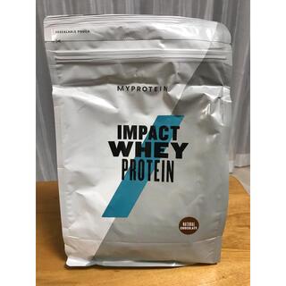 MYPROTEIN - マイプロテイン  ナチュラルチョコレート 1kg