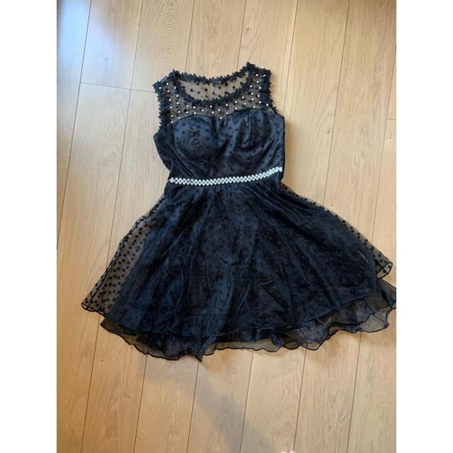 dazzy store(デイジーストア)のdazzy フレアドレス レディースのフォーマル/ドレス(ミニドレス)の商品写真