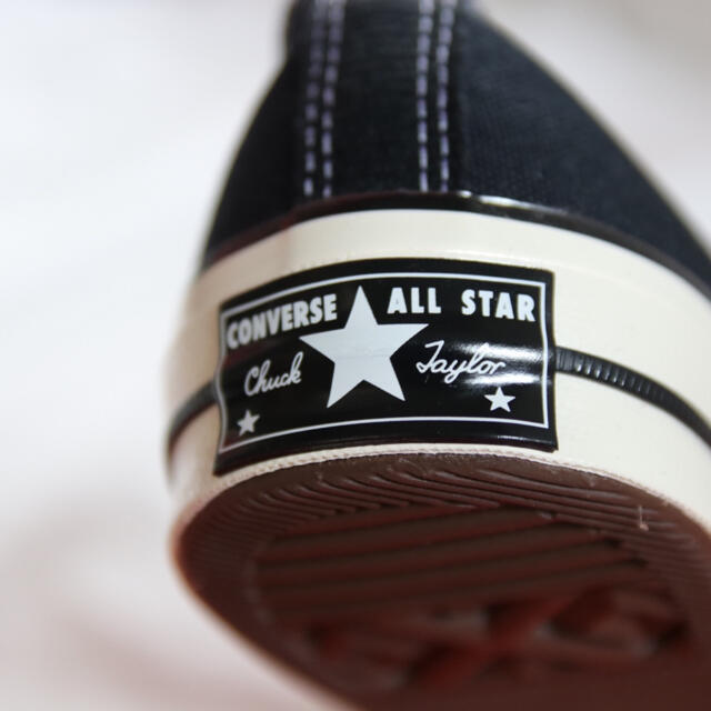 CONVERSE(コンバース)のconverse コンバース ct70 チャックテイラー ブラック 23.5cm レディースの靴/シューズ(スニーカー)の商品写真