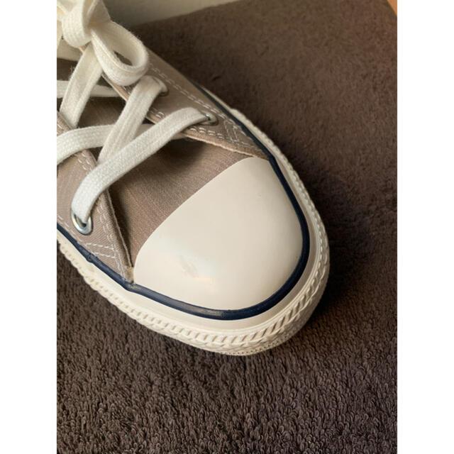 MADISONBLUE(マディソンブルー)の【新品】MADISONBLUE×CONVERSE×IENA コラボスニーカー23 レディースの靴/シューズ(スニーカー)の商品写真