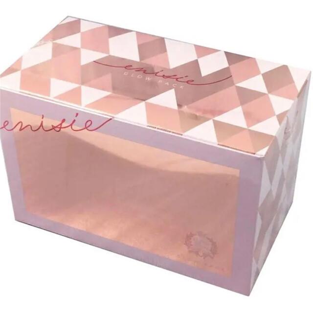 エニシーグローパック 10th 記念ピンクゴールドカラー ※2021年4月購入 コスメ/美容のスキンケア/基礎化粧品(パック/フェイスマスク)の商品写真
