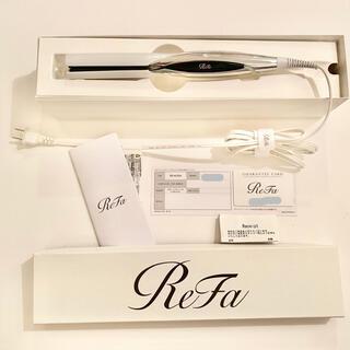 ReFa - ほぼ新品 ReFa リファ ビューテック ストレートアイロン