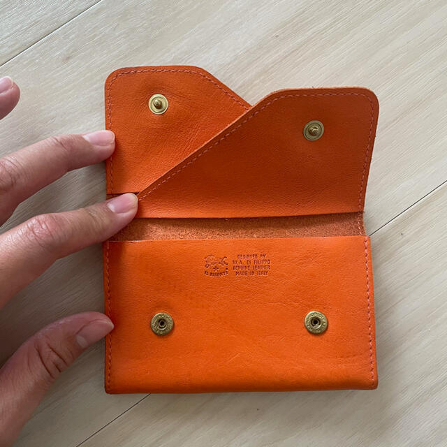 IL BISONTE(イルビゾンテ)のM様専用 レディースのファッション小物(名刺入れ/定期入れ)の商品写真