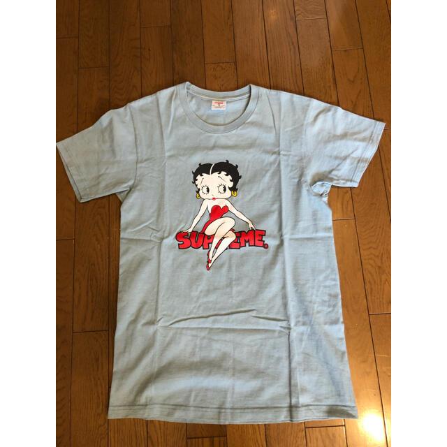 Supreme(シュプリーム)のsupreme 2016ss bety. tee M ベティちゃんTシャツ メンズのトップス(Tシャツ/カットソー(七分/長袖))の商品写真