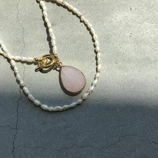 アーバンリサーチ(URBAN RESEARCH)のhandmade necklace 024(ネックレス)