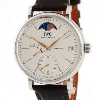 インターナショナルウォッチカンパニー(IWC)のIWC  ポートフィノ ハンドワインド ムーンフェイズ IW516401(腕時計(アナログ))