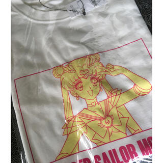 WEGO - 【新品】セーラームーン  Tシャツ ビッグT  セーラー戦士 コラボ WEGO