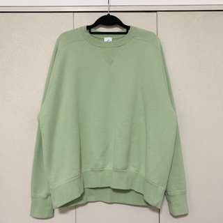 BEAUTY&YOUTH UNITED ARROWS - <6(ROKU)>COLOR SWEAT CREW NECK PULLOVER
