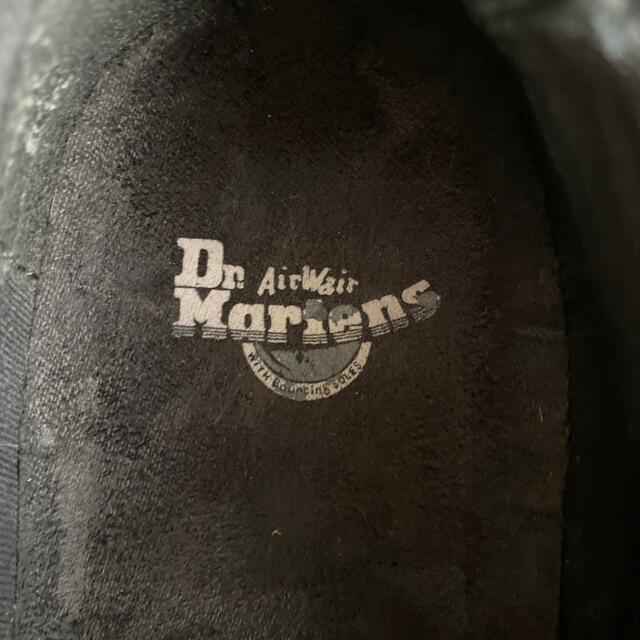 Dr.Martens(ドクターマーチン)の最終お値下げしました 美品 ドクターマーチン UK5  スニーカー黒 レディースの靴/シューズ(スニーカー)の商品写真