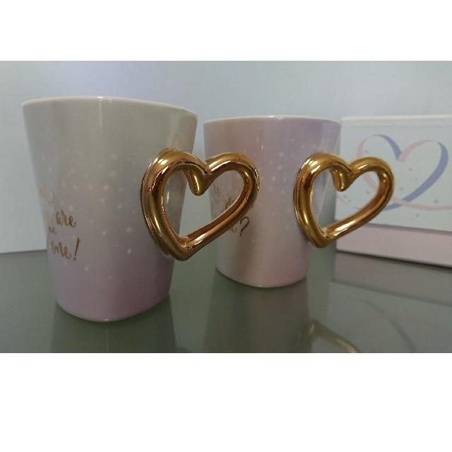 Francfranc(フランフラン)のマグカップ  フランフラン インテリア/住まい/日用品のキッチン/食器(グラス/カップ)の商品写真