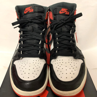 NIKE - AIR JORDAN 1 RETRO HIGH OG TrackRed