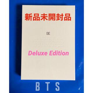 ボウダンショウネンダン(防弾少年団(BTS))のBTS アルバム BE (Deluxe Edition) 新品未開封ダイナマイト(K-POP/アジア)
