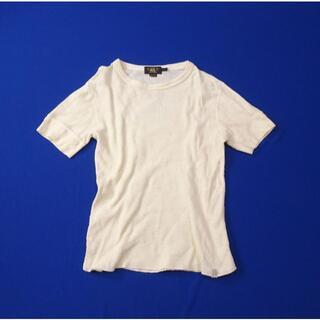 ダブルアールエル(RRL)のRRL ダブルアールエル ワッフル地 サーマル カットソー(Tシャツ/カットソー(半袖/袖なし))