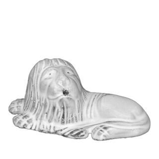 アッシュペーフランス(H.P.FRANCE)のAstier de Villatte Lion ライオン お香立て 新品未使用(お香/香炉)