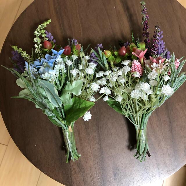 ウェルカムスペース  造花  ハンドメイドのフラワー/ガーデン(ドライフラワー)の商品写真