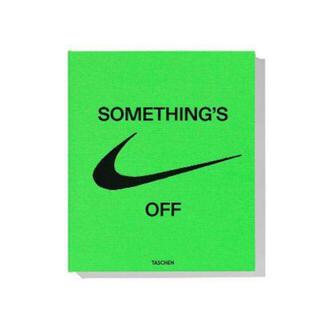 ナイキ(NIKE)の【新品】Nike ICONS Book ヴァージル・アブロー(ファッション/美容)
