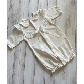 ニシマツヤ(西松屋)のベビードレス セレモニードレス ロンパース(セレモニードレス/スーツ)