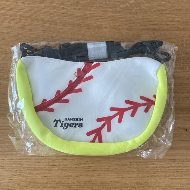 阪神タイガース(ハンシンタイガース)の阪神タイガース KIDS ショルダーバッグ スポーツ/アウトドアの野球(記念品/関連グッズ)の商品写真
