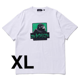 XLARGE - XLARGE×ニート東京 白 XL